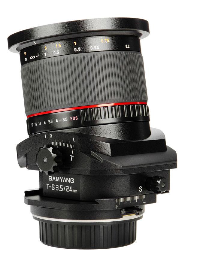 Samyang T-S 24mm 1:3.5 ED AS UMC