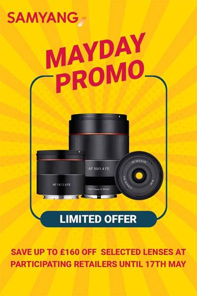Samyang mayday promo