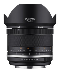 Samyang MF 14mm f/2.8 MK2, MF 85mm f/1.4 MK2 Announced