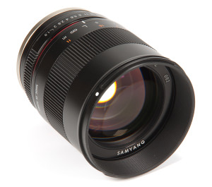 Samyang MF 85mm f/1.8 ED UMC CS Review