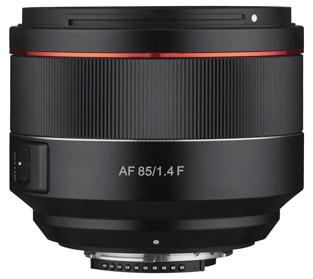 AF 85mm f/1.4 F