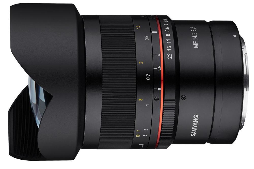 MF 14mm f/2.8 Z