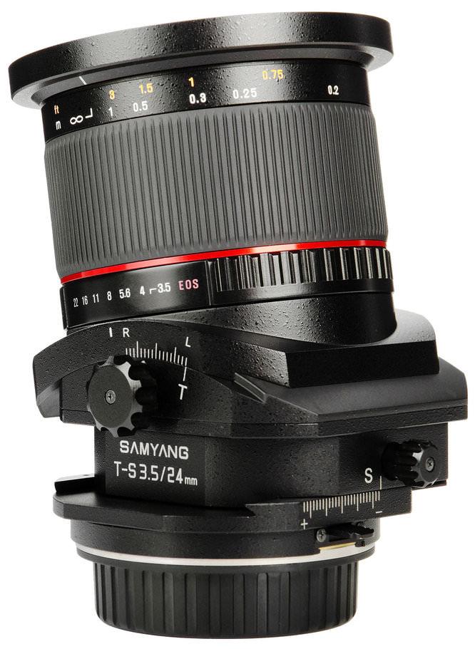 Samyang T S 24mm Image1