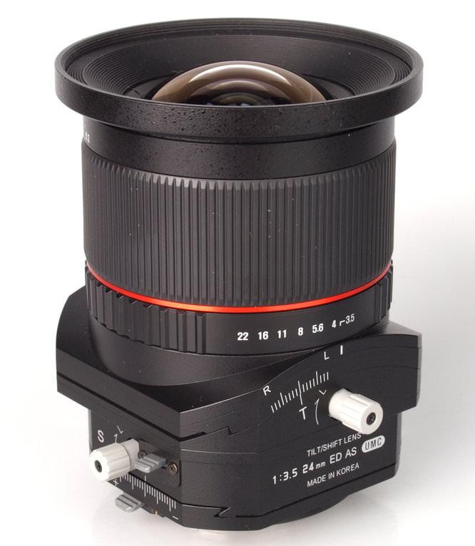 Samyang T S 24mm F3 5 Tilt Shift Lens (1)