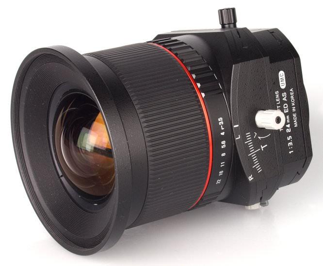 Samyang T S 24mm F3 5 Tilt Shift Lens (2)