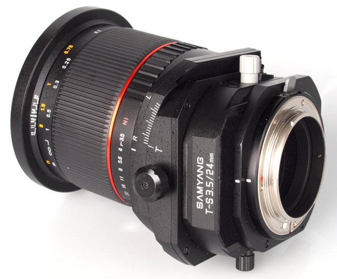 Samyang T S 24mm F3 5 Tilt Shift Lens (4)