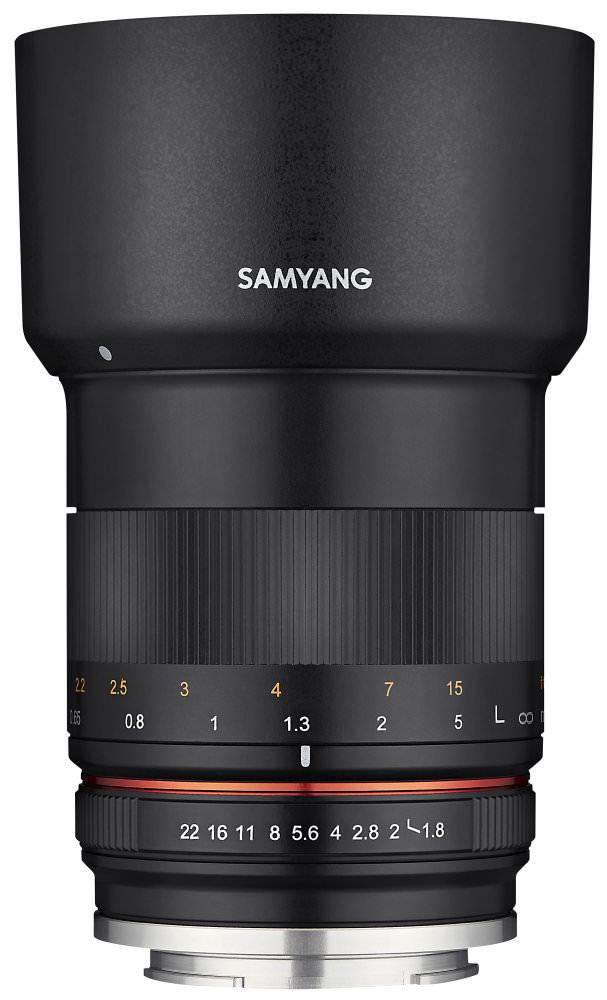 Samyang 3 85mm 1