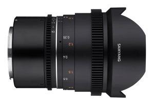 Samyang VDSLR MK2 Cine Lenses Now Available In RF Mount And Lens Kits