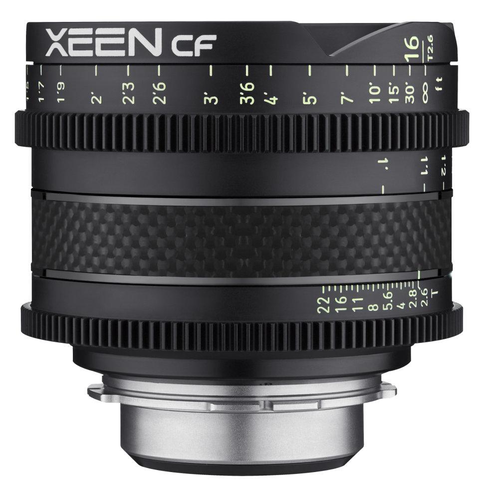 XEEN CF 16mm T/2.6