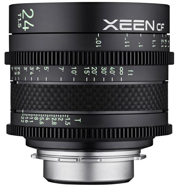 XEEN 24mm T1.5 CINE