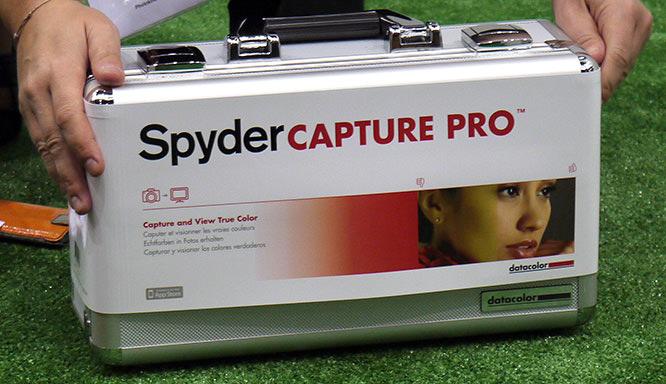Spyder Capture Pro Boxset