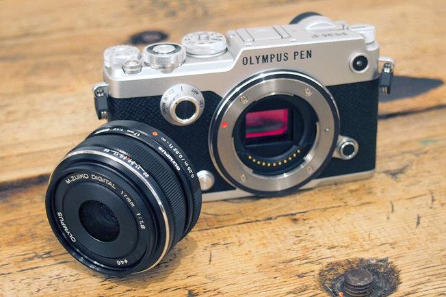 Olympus PEN-F 17mm f/1.8 Kit Discounted