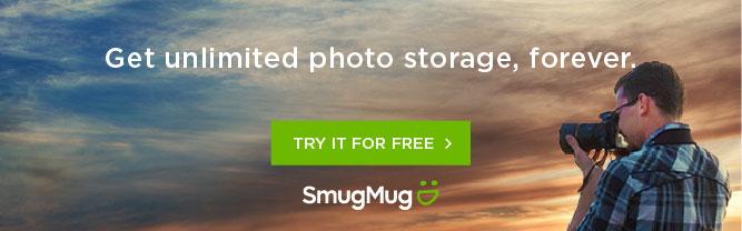 Save 15% On Unlimited Photo Storage With SmugMug