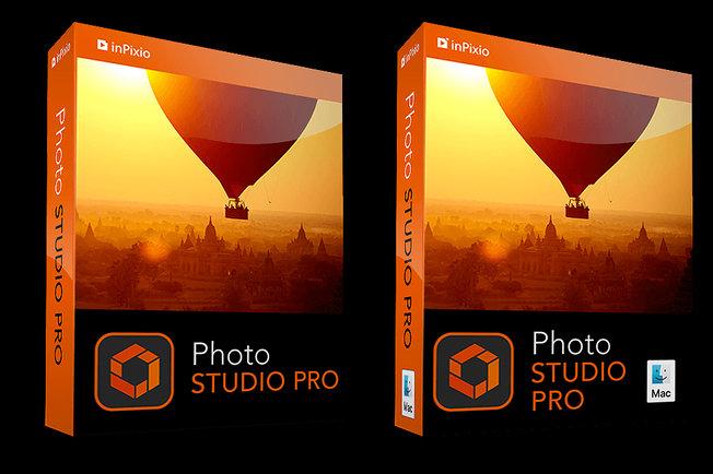 inPixio Photo Studio 10 Software Offer