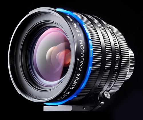 Schneider 50mm f2.8 Super Angulon PC-TS HM