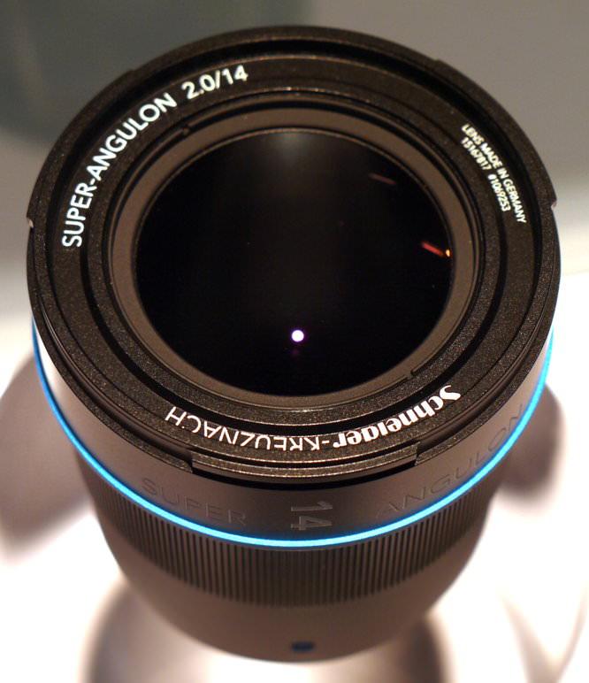 Schneider 14mm f/2.0 Super-Angulon
