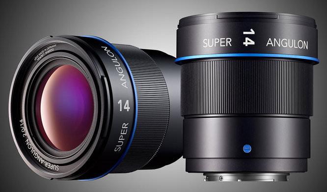 14mm f/2.0 Super-Angulon