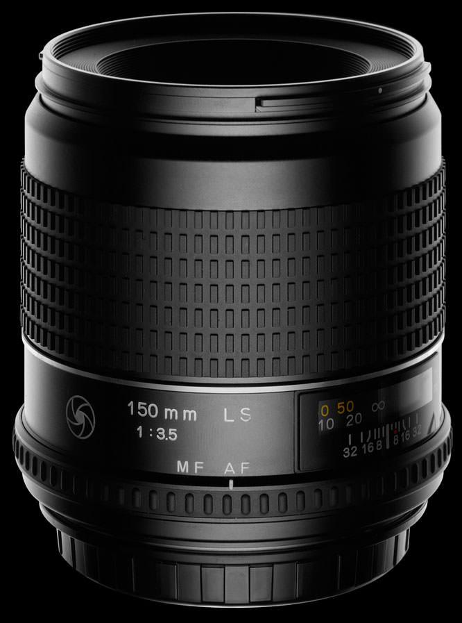 Schneider Kreuznach 150 mm LS lens