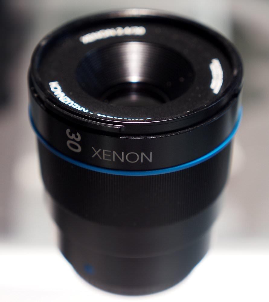 Xenon 30mm f/2.4