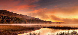 Scottish Highlands Sunrise Wins 'Photo Of The Week' Title