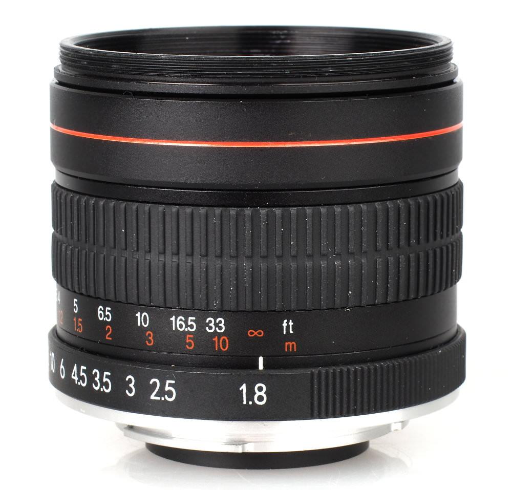 Keilii Kelda 85mm F1 8 Lens (5)