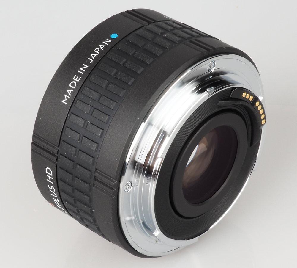 Kenko Teleplus HD 2x DGX Canon EF (4)