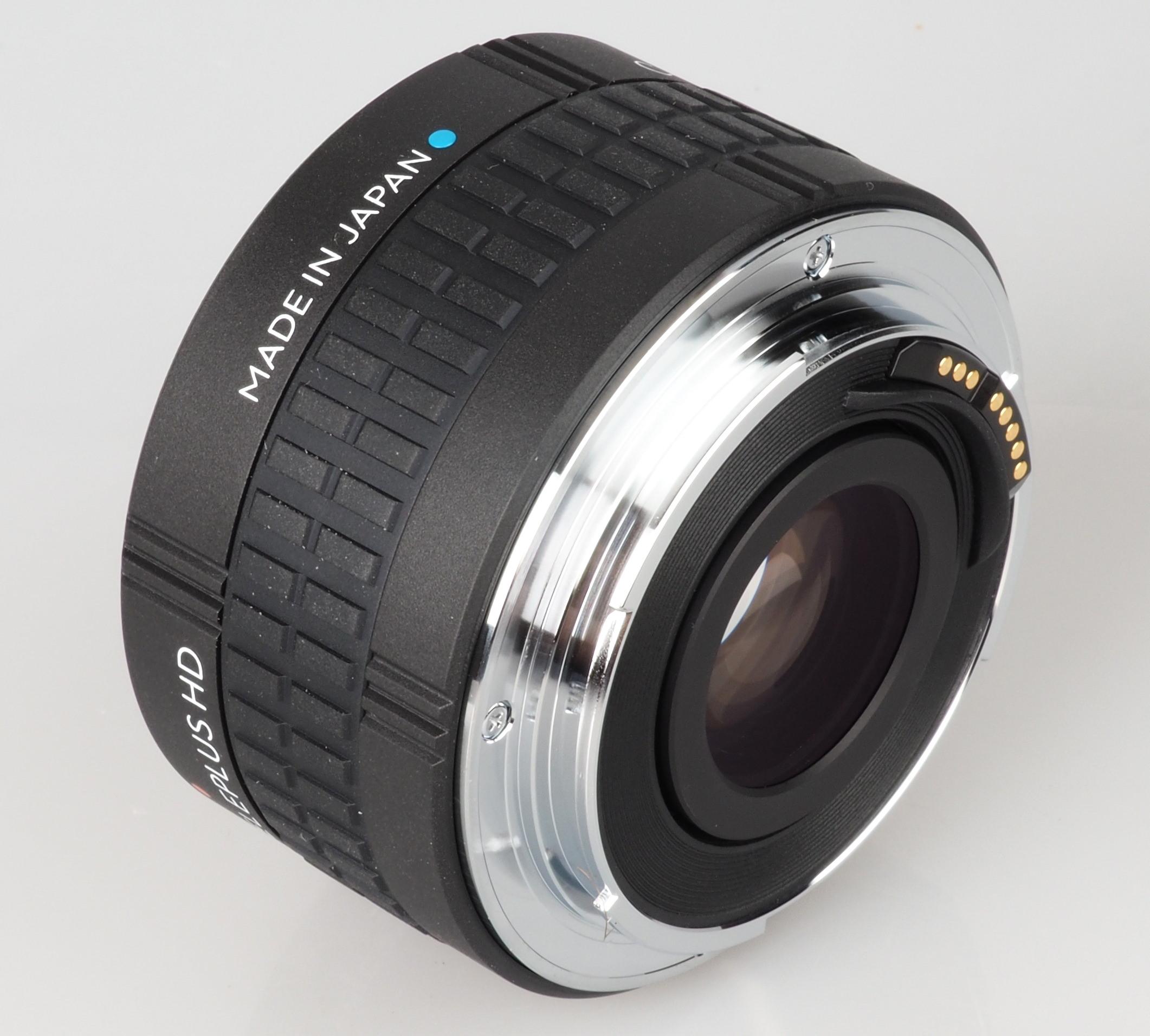 Kenko Nikon F Lens Converter Adapter for Canon EF AF EOS Camera
