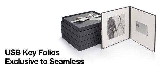Seamless Key Folios