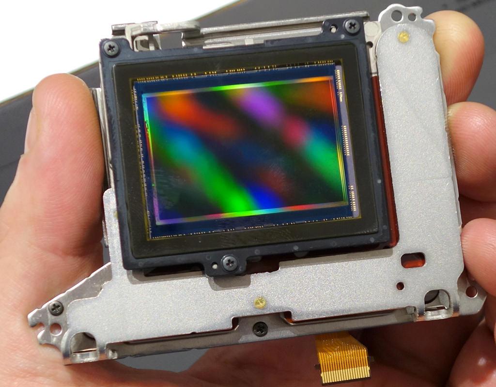 Sony Full-Frame CMOS sensor