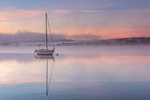 Serene Boat Landscape Awarded POTW Accolade