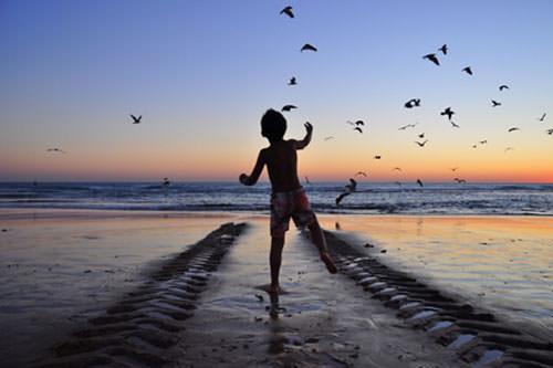 Sentir el mar