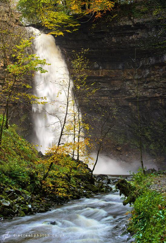David Pritchard waterfall