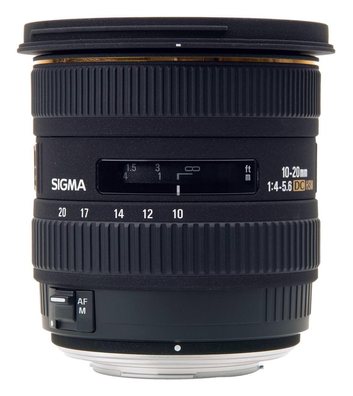 Sigma 10-20mm f/3.5 EX DC HSM Interchangeable Lens Review