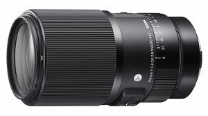 Sigma 105mm f/2.8 DG DN Macro Art Lens Announced