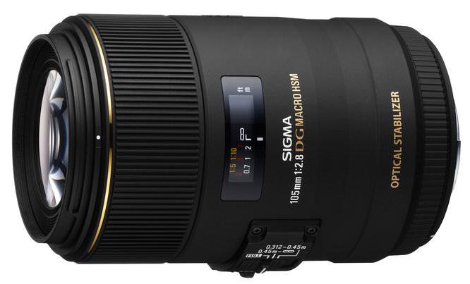 Sigma AF 105mm f/2.8 DG Macro HSM OS