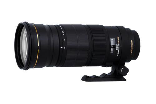 Sigma 120-300mm f/2.8 EX DG OS HSM Lens