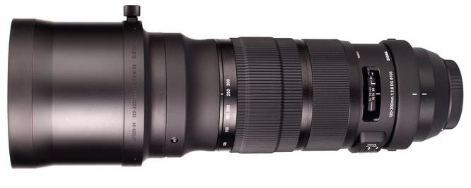 Sigma 120-300mm f/2.8 DG OS HSM