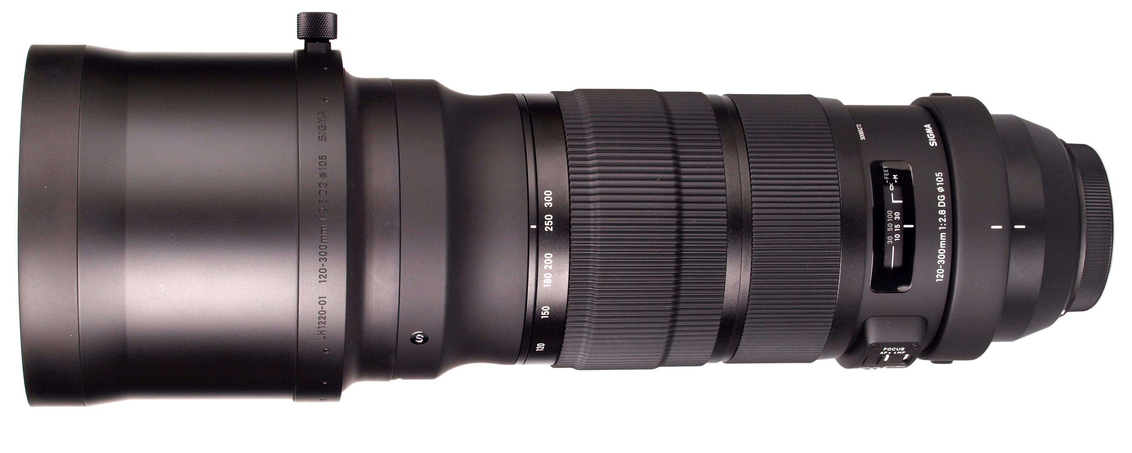 sigma 120 300mm f 2 8 dg os hsm s lens review