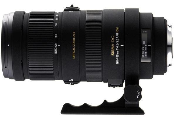 Sigma 120-400mm f/4.5-5.6 DG OS HSM
