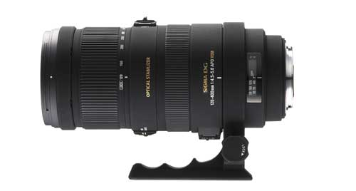 Sigma 120-400mm f/4.5-5.6 DG OS HSM in Pentax and Sony fit