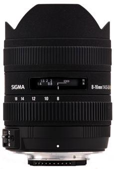 8-16mm f4-5.6 DC HSM