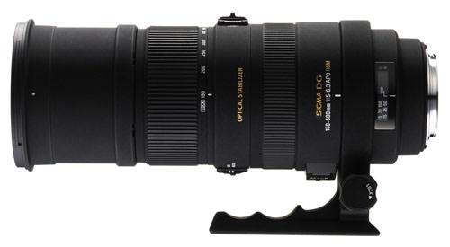 Sigma 150-500mm f/5-6.3 DG OS HSM main image