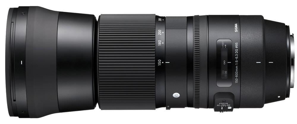 Sigma 150 600mm F5 63 Dg Os Hsm C Lens