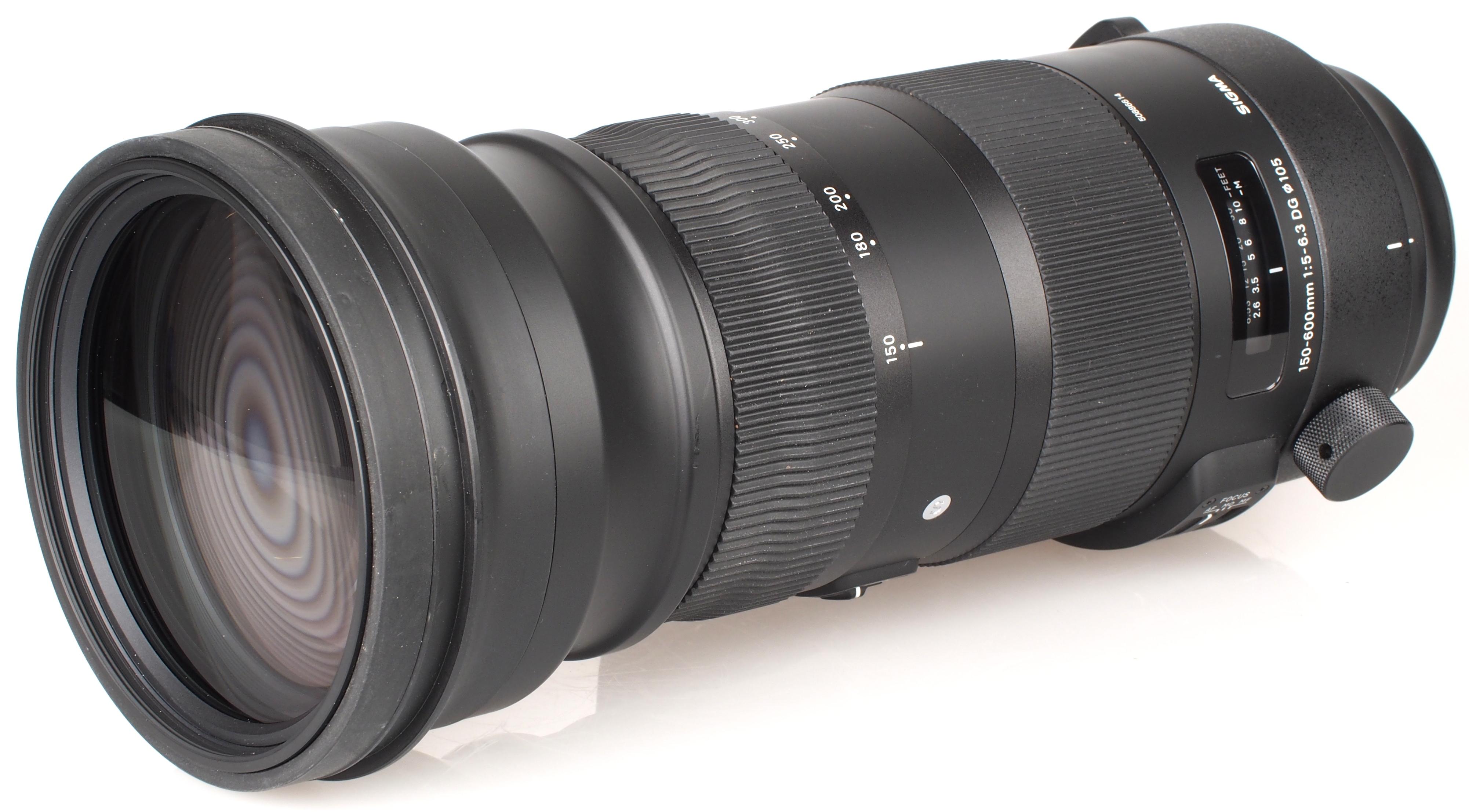 sigma 150 600mm f 5 6 3 dg os hsm sports lens review. Black Bedroom Furniture Sets. Home Design Ideas