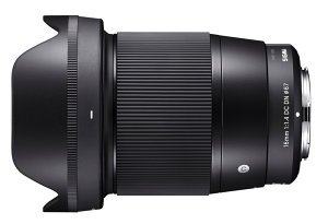 Sigma 16mm, 30mm & 56mm F/1.4 Lenses Now Available In Canon EF-M Mount