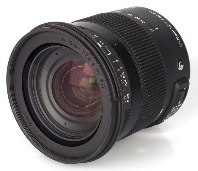 Sigma 17 70mm Lens (2)