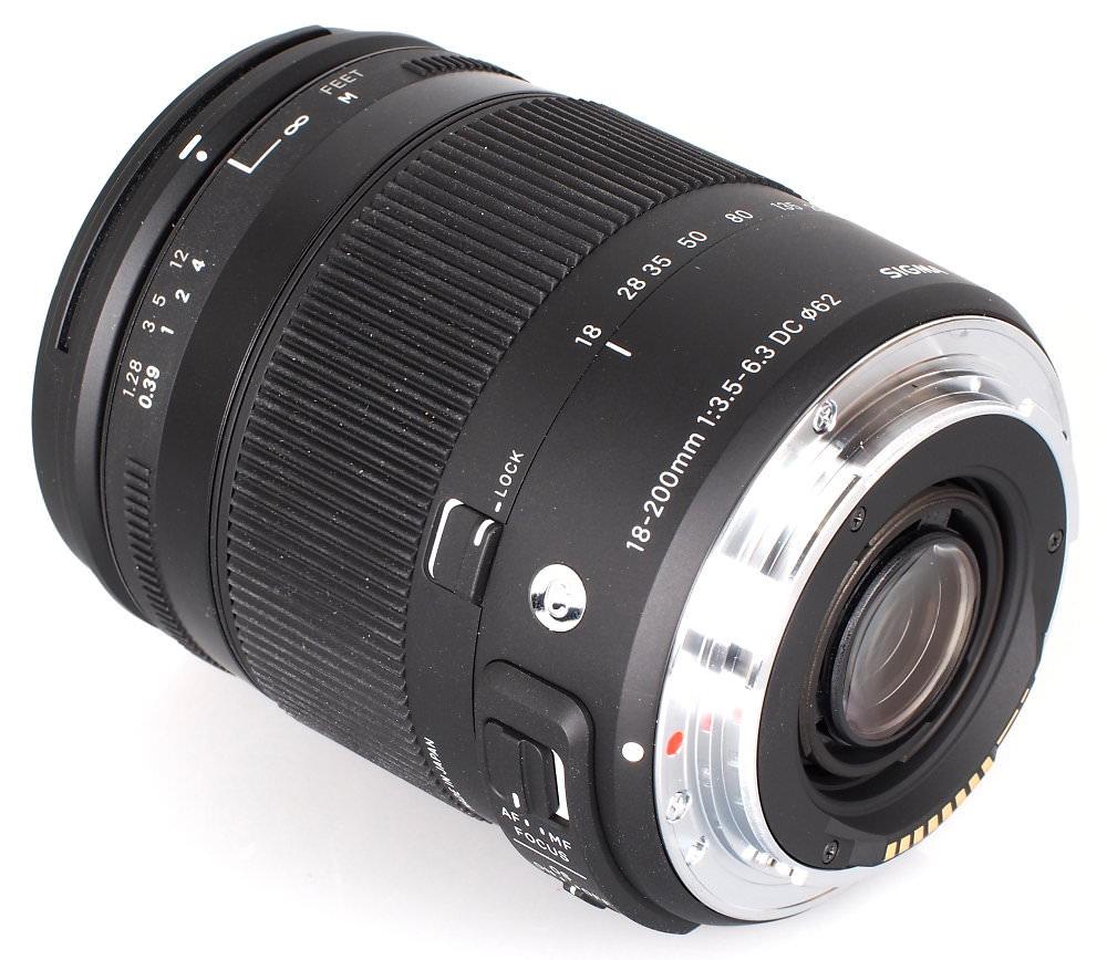 Sigma 18 200mm F3 5 6 3 DC Macro Contemporary (1)