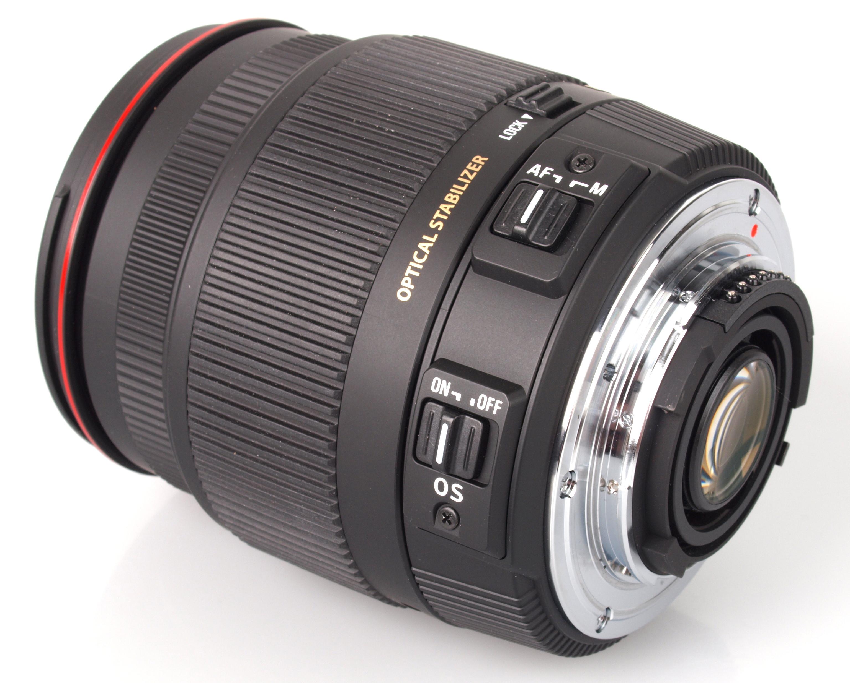 Nikon AF-S DX 18-200mm G VR II Lens Compared to Sigma DC 18-200mm ...