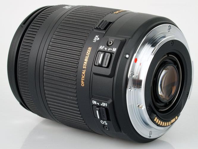 Sigma 18-250mm F3