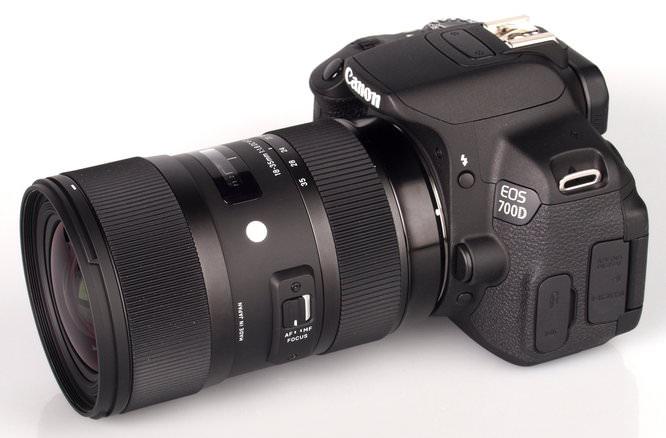 Sigma 18 35 F18 Dc A Lens (10)